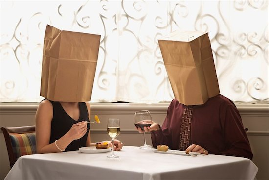 [VIDEO] Blind Date, Anyone?